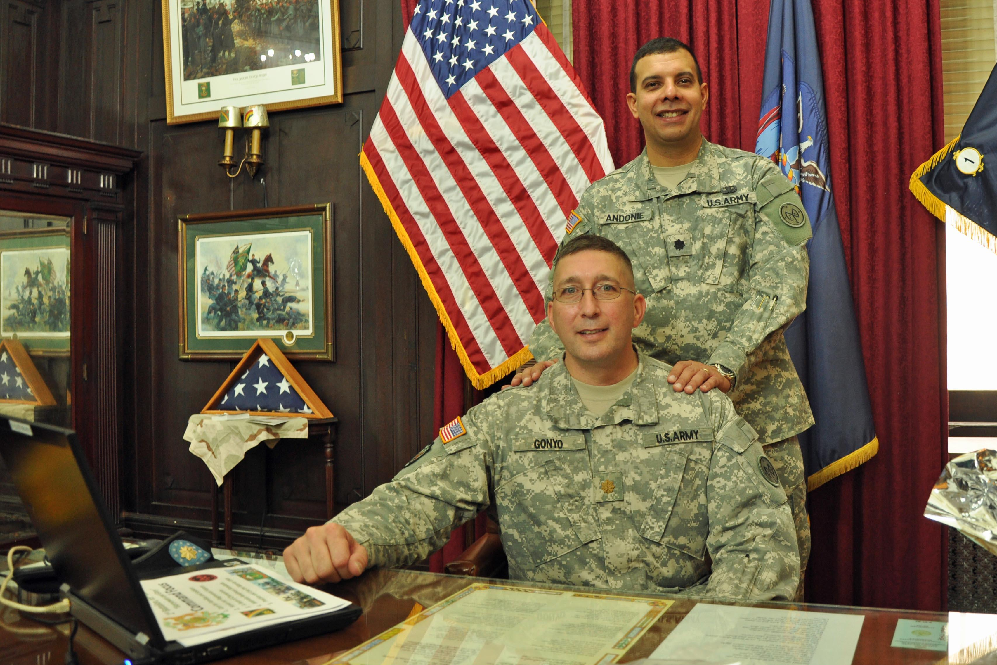 Change of Command in New York National Guard's 'Fighting 69th'