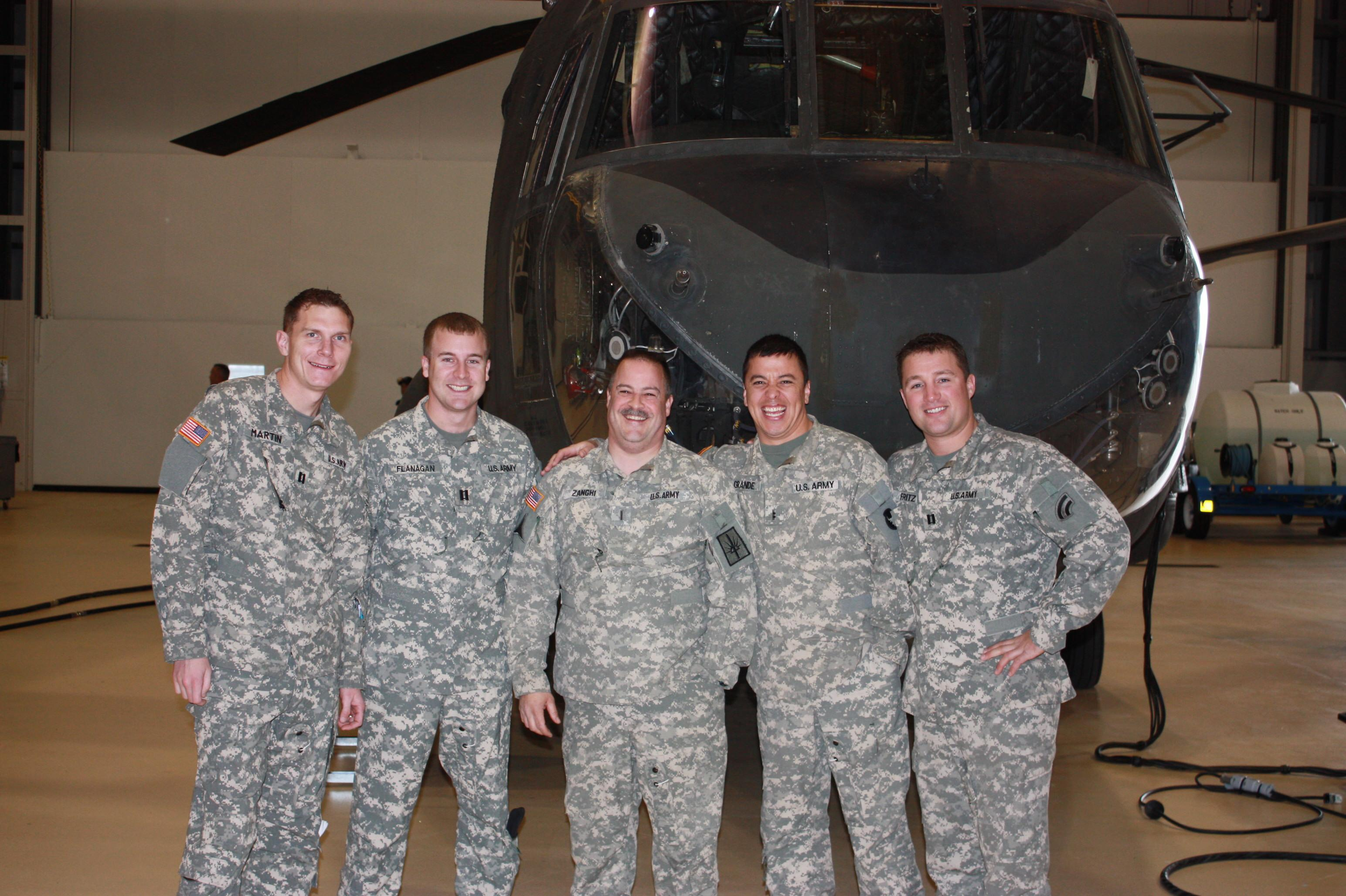 Kentucky Guard aviators team up with New York Guard for Homeland Security Mission
