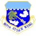 107th Attack Wing unit insignia