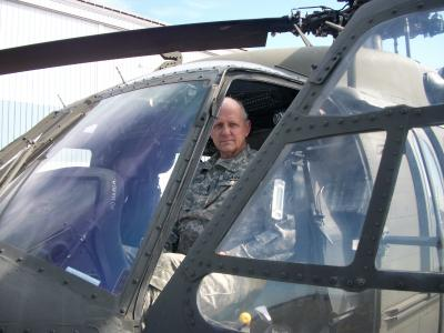 New York Army National Guard Aviator Ends Career That Spanned 43 Years and Two Wars