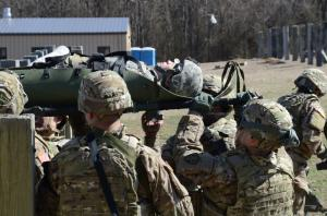 JB-MDL Combat lifesaver obstacle course gives chemical, finance Soldiers realistic training