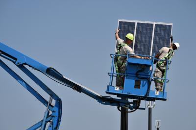 Gabreski Air National Guard Base Goes Green with Solar Power
