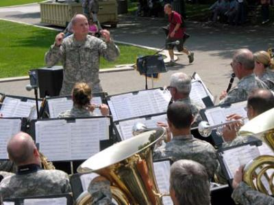 42nd Infantry Band Comes to Capital Region