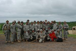 Alpha Battery, 1 Battalion, 258th Field Artillery